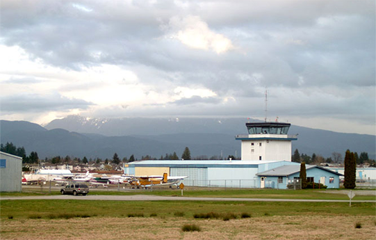 Pitt Meadows airport photo